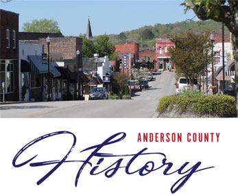 Anderson County History